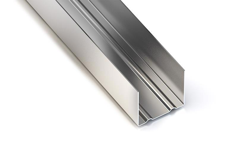 Профиль д/гипсокарт. UD 4м (27) 0.35мм