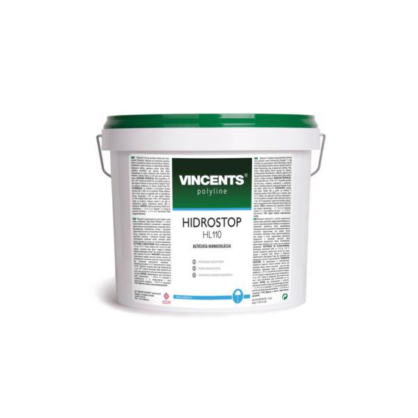 Гідроізоляція Hidrostop HL 110 VINCENTS Polyline 5кг