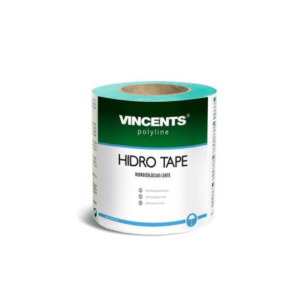 Стрічка гідроізоляційна Hidro Tape 100мм*25м VINCENTS Polyline