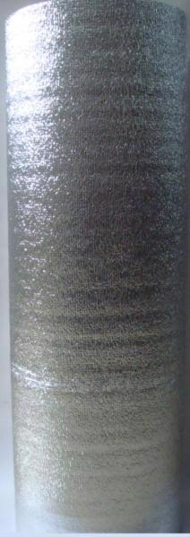 Утеплювач ППЕЛ 1.00*50*0.002м ламінована
