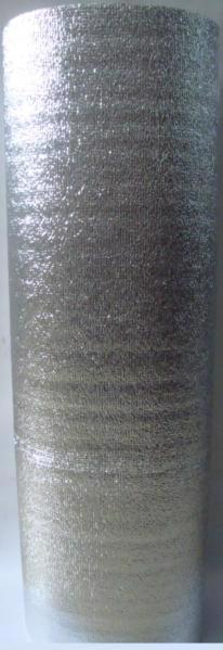 Утеплювач ППЕЛ 1.00*50*0.004м ламінована