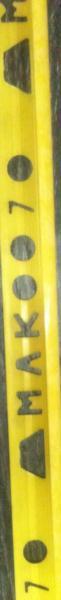 Кут д/плитки 7мм мармур жовт. 116 зовн.