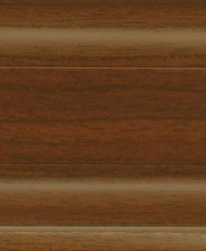 Плінтус DOLLKEN SLK-50 2.5м горіх 139