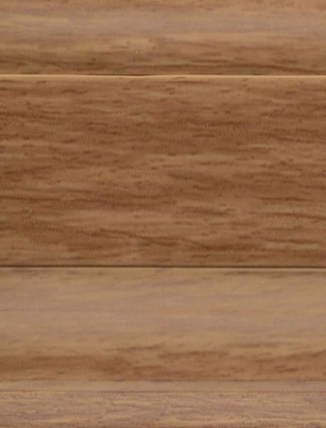 Плінтус DOLLKEN SLK-50 2.5м пікота вишнева 184