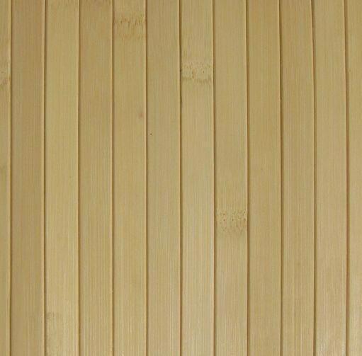 Шпалери бамбукові світлий лак 17мм/2,8*10м Ш