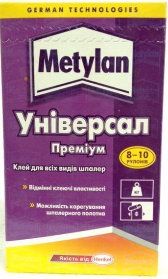 Клей шпалерний Метилан Універсал Преміум 250гр