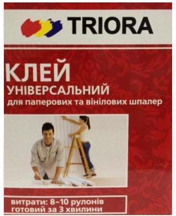 Клей шпалерний TRIORA/GRIZZLY Універсал 250г