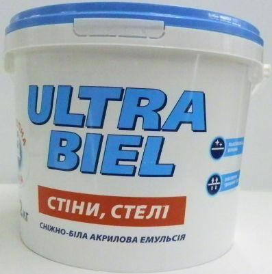 Фарба SNIEZKA Ultra biel 4.2кг(3.0л)