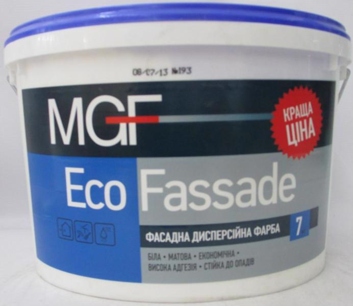 Фарба фасад. MGF M-690 Eco Fassade  7.0кг