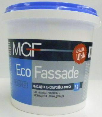 Фарба фасад. MGF M-690 Eco Fassade  1.4кг