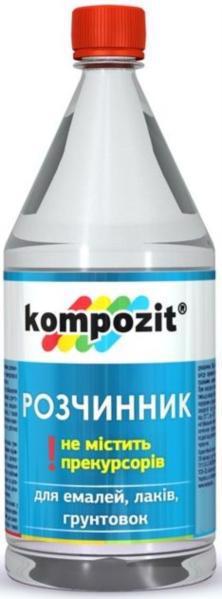 Розчинник KOMPOZIT 1.0л