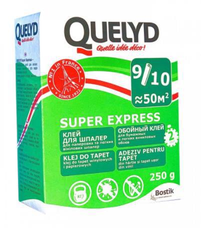 Клей шпалерний QUELYD Супер Експрес 250г