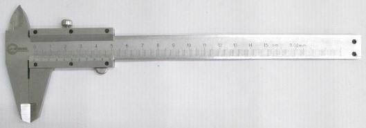 Штангенциркуль 150мм механ. ШЦ-1-150-0.1