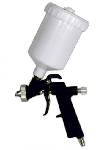 Краскопульт пневм. (1.5мм) WERK ASG-1525PG 3-4 БАР (0,6л) пласт. бак