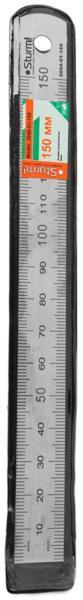 Лінійка метал. 0.15м STURM 2040-01-150