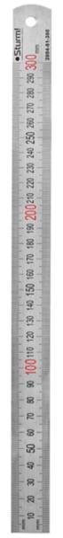 Лінійка метал. 0.3м STURM 2040-01-300