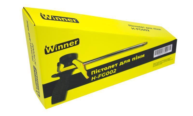 Пістолет д/піни WINNER H-FG002