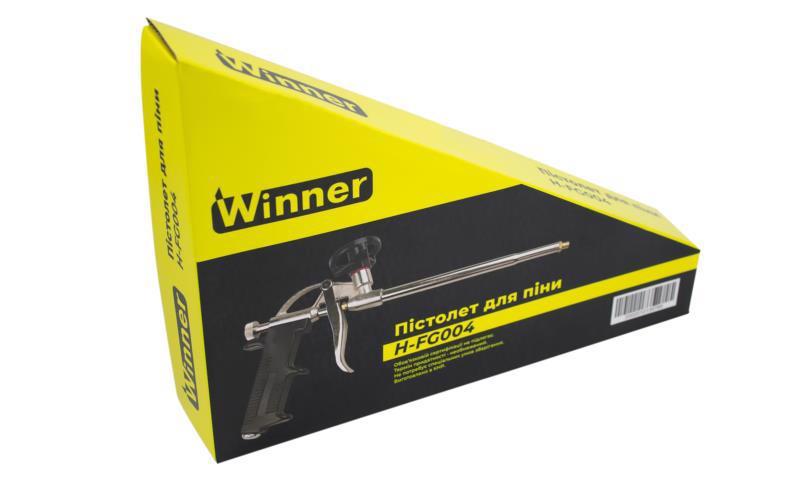 Пістолет д/піни WINNER H-FG004