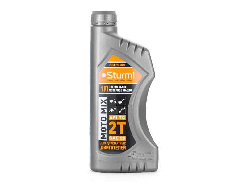Масло моторне STURM MotoMix MOS 2T 1л
