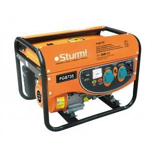Генератор бензиновий STURM PG8735 3.5кВт