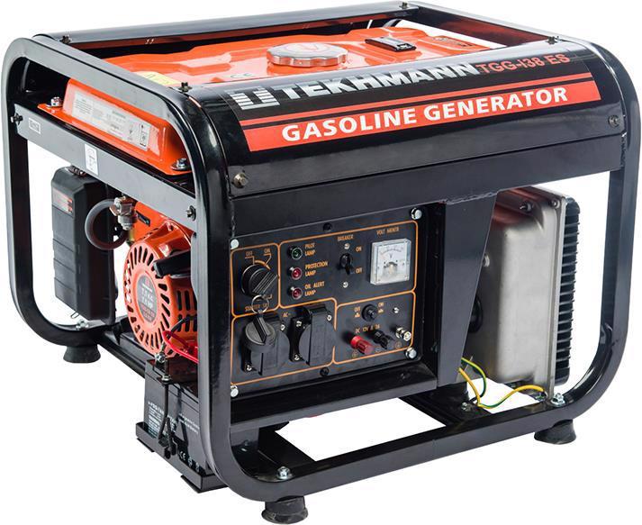 Генератор бензиновий TEKHMANN TGG-i38ES, 3.5кВт, е/старт 844112