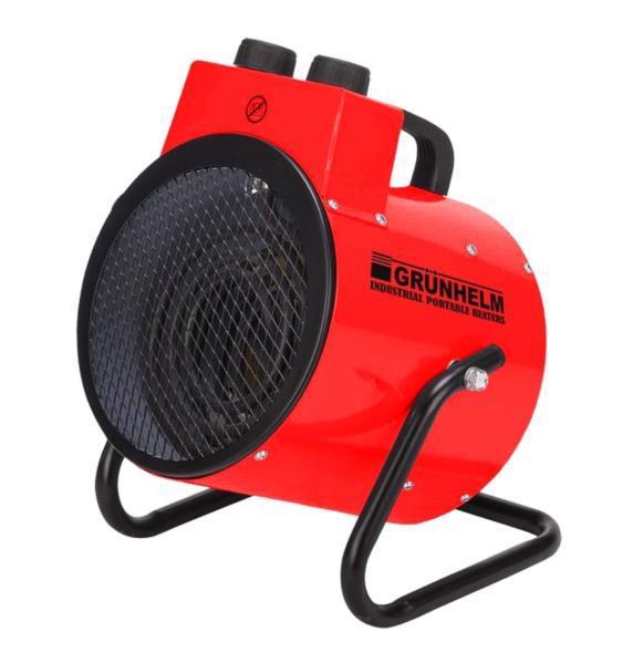 Термогармата електр. GRUNHELM GPH-3000, 3.0кВт, 220В (91073)
