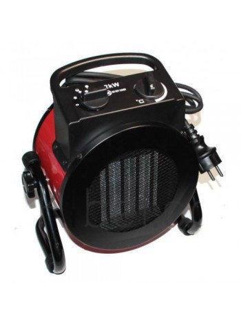 Термогармата електр. CROWN ТПЭ, 2.0кВт керамика, 220В LXF2P