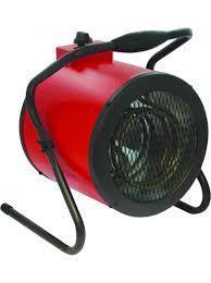 Термогармата електр. CROWN ТПЭ, 5.0кВт, 220В LXDY5