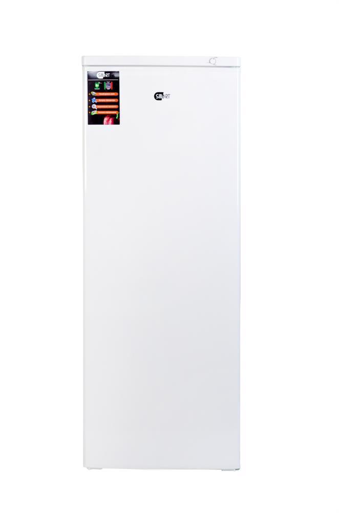 Камера морозильна SMART 160л вертикал. SMUF-160W біла