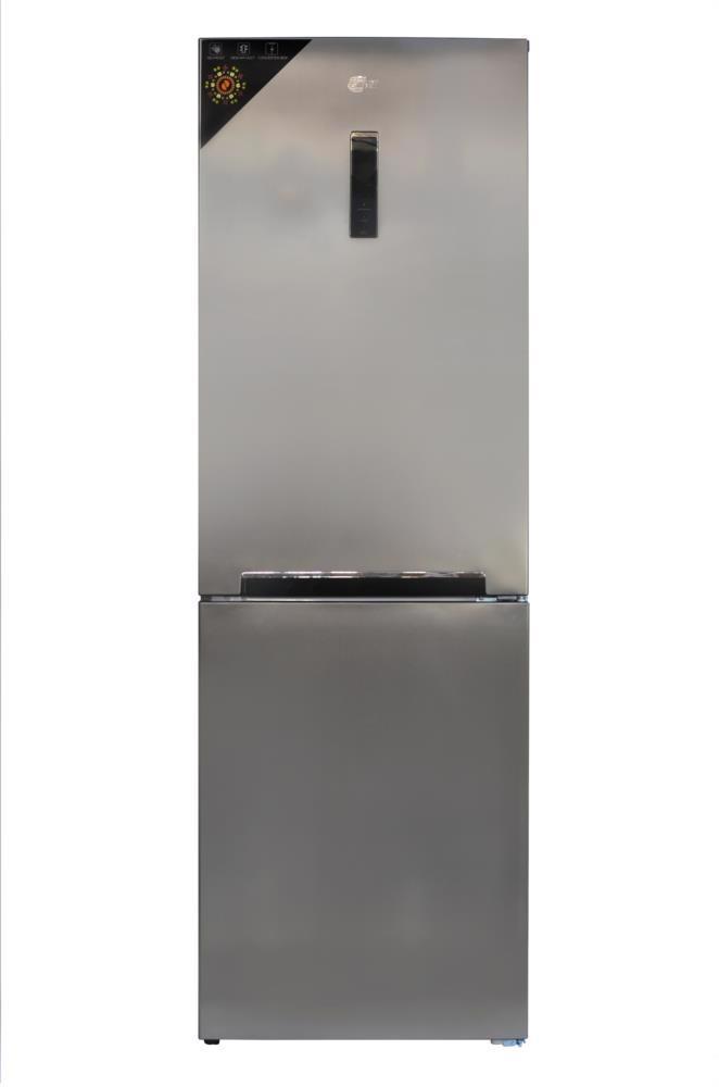 Холодильник SMART BM308WAS нерж.