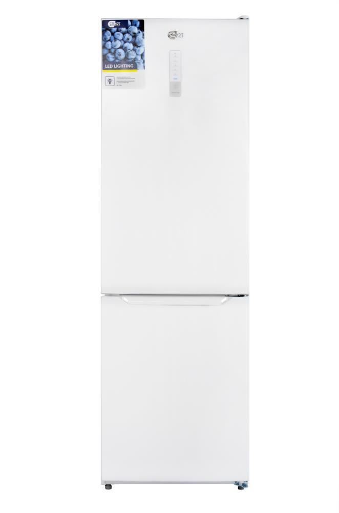 Холодильник SMART BM308WAW білий