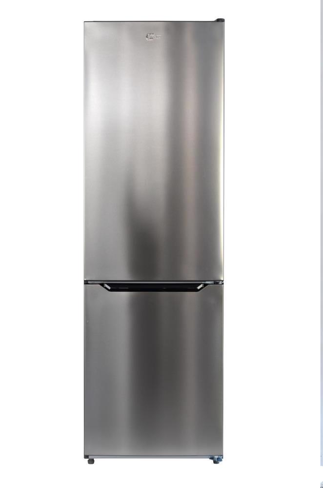 Холодильник SMART BM318S металік темн.