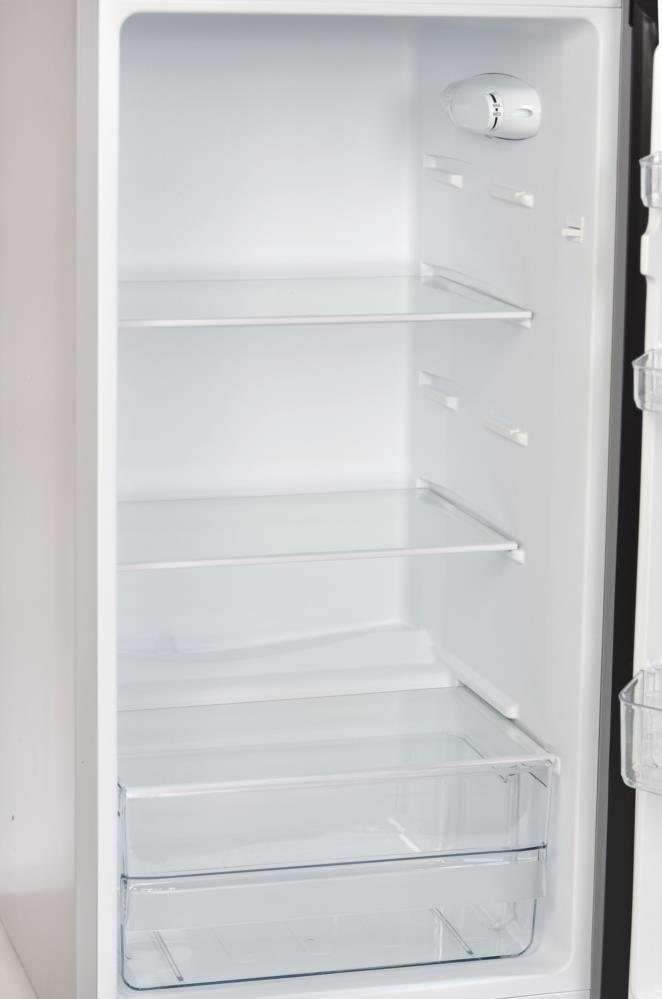 Холодильник SMART BRM210AG сірий