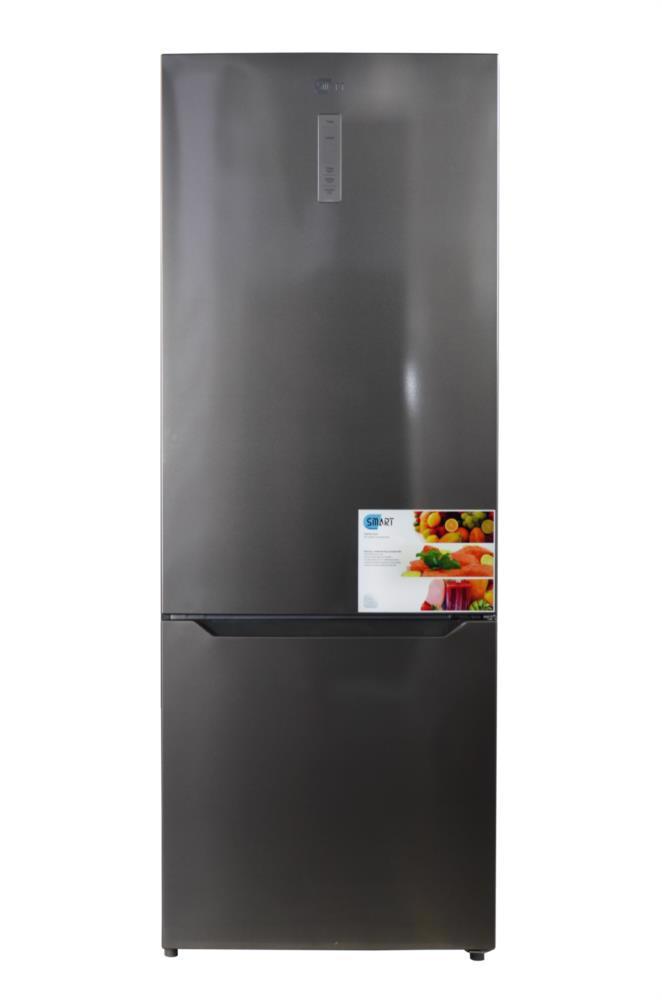 Холодильник SMART BRM470X нерж.