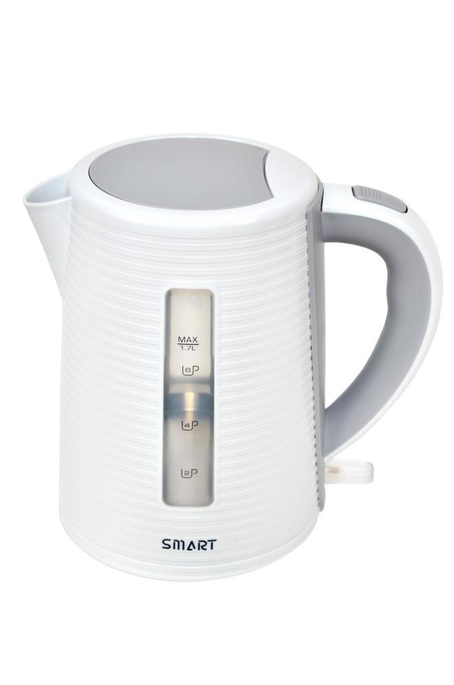 Електрочайник 1,7л диск 2200Вт SMART SM-610
