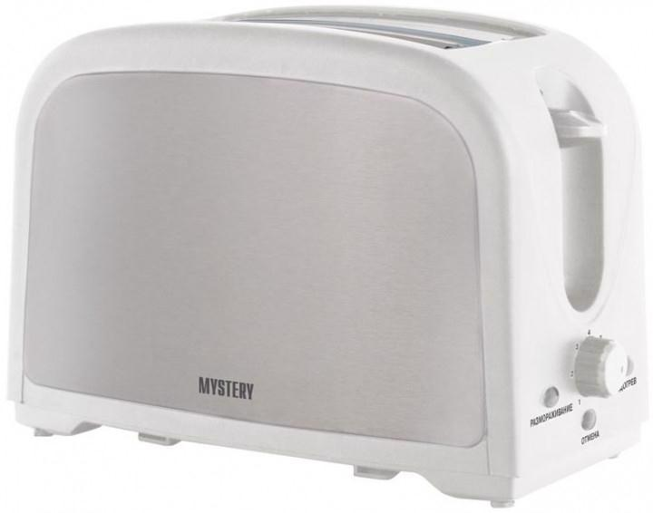 Тостер MYSTERY 800Вт MET-2103