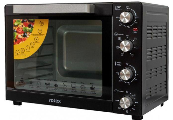 Піч електр. ROTEX 2000Вт 65л ROT650-B