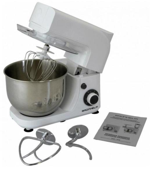 Кухонна машина GRUNHELM 1800Вт 6 швид. GKM0018