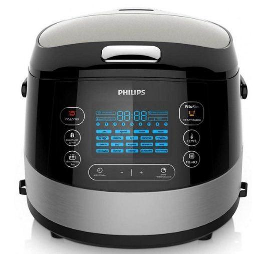 Мультиварка PHILIPS 980Вт 5л HD4737/03