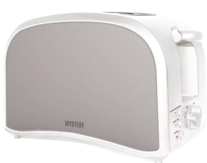Тостер MYSTERY 750Вт MET-2110