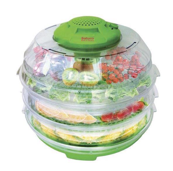 Сушка д/овочі та фруктів електр. SATURN ST-FP0113