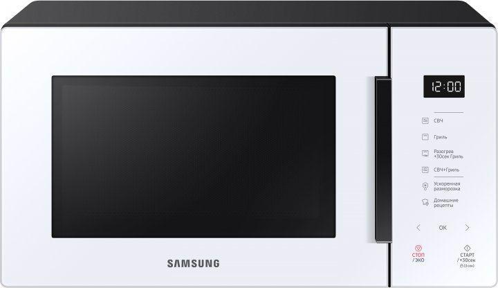 Піч СВЧ SAMSUNG 800Вт 23л MG23T5018AW/BW
