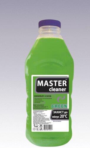 Автоочищувач скла MASTER CLEANER -20C екзотик 1л