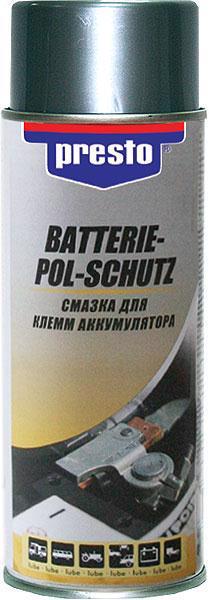 Мастило для клем акумулятора PRESTO 400мл /спрей/ 217920
