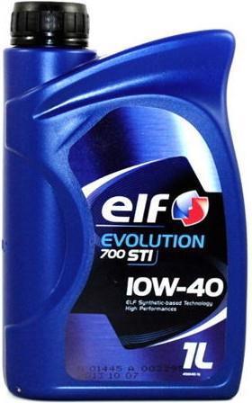 Масло моторне ELF Evolution 700 STI 10W-40 1л