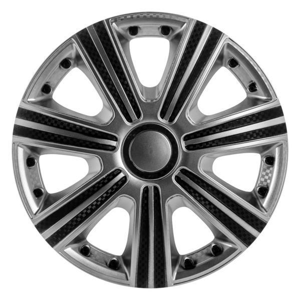 "Ковпак д/коліс авто STAR 14"" DTM Super Silver 2шт к000013"