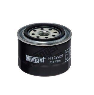Фільтр д/авто масляний HENGST Ваз 2108-2109 2110 H12W05