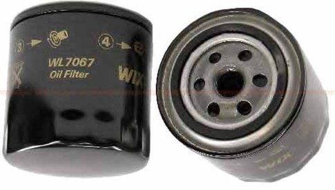 Фільтр д/авто масляний WIX Ваз 2101-2107 WL7067