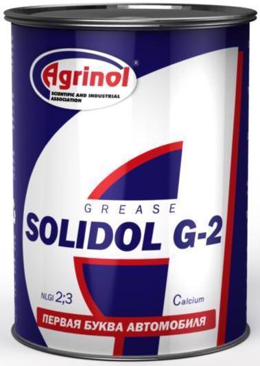 Мастило AGRINOL Солідол G-2 400г