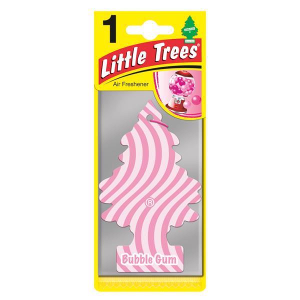 Ароматизатор LITTLE TREES Бабл Гам 5г